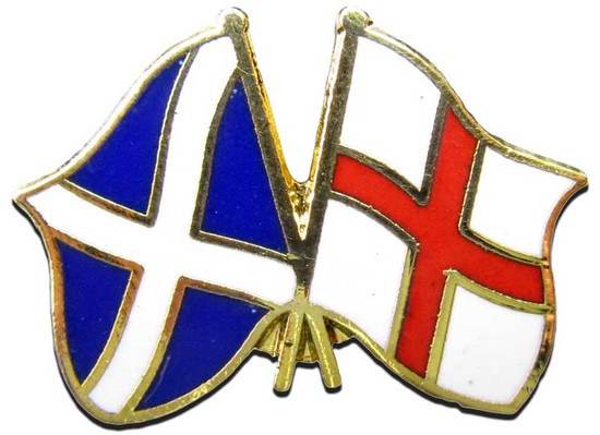 England/Scotland Cross Flag