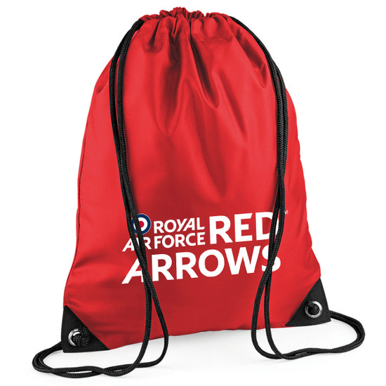 Official Red Arrows Draw String Bag