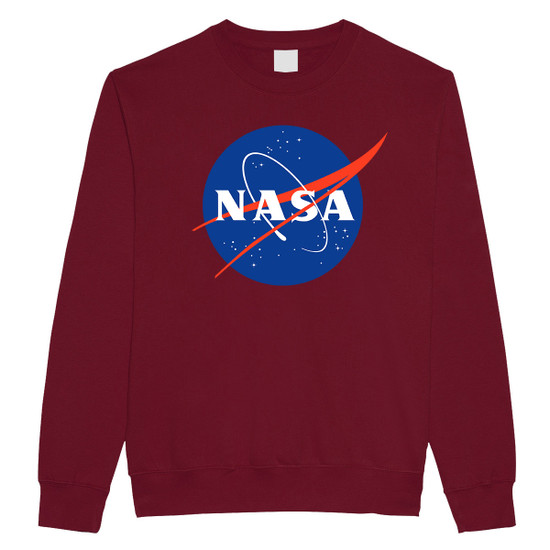 NASA Sweatshirt (Large Chest Logo)