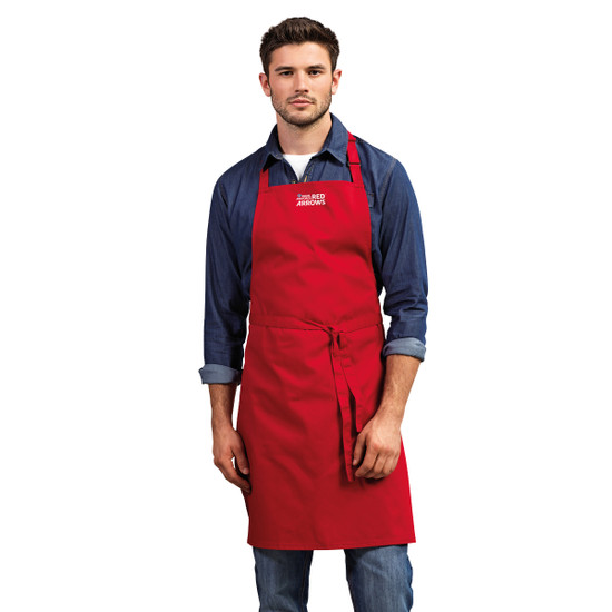 Official RAF Red Arrows Adults Apron
