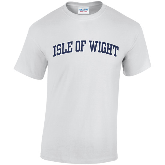 Isle of Wight Harvard T-Shirt