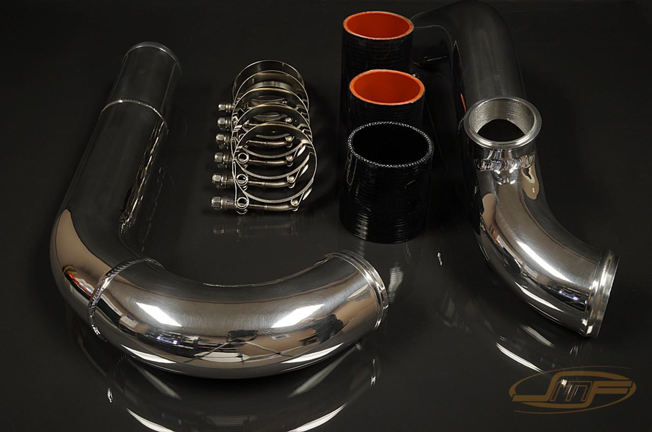 EVO 7/8/9 Upper IC Pipe Kit for Angled Throttle Body