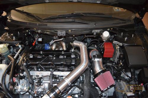 EVO 10 V-Band Exhaust Manifold Hot & Cold Parts Kit