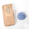 BIG Organic Wool Dust Bunny cat toy.  Made in the USA from pasture raised natural wool. Each large cat ball toy is 2 1/2 inches in diameter.  Bags of 3.