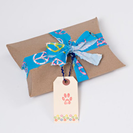 Gift Box for Cats: Our Kitten Mitten, an organic cotton and catnip toy + Felted natural wool cat balls. Plastic free eco cat toys.