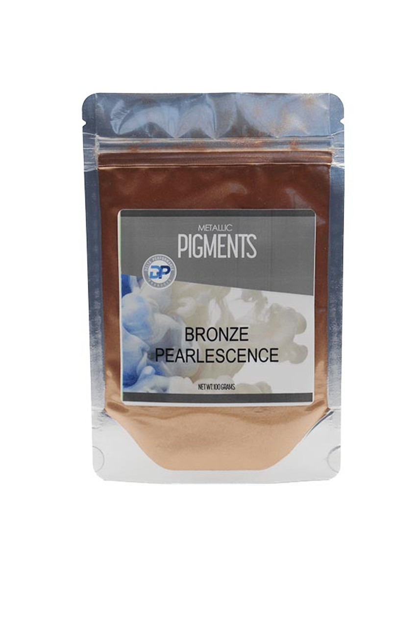 Bronze Pearlescence