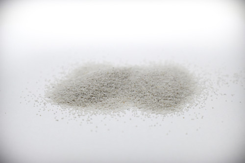 White Color Coated Sand (Extra Fine)