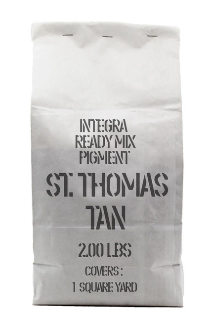St. Thomas Tan