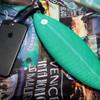 Floating Surfboard Speaker - Waterproof, Bluetooth