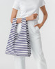Sailor Stripe -Standard Baggu