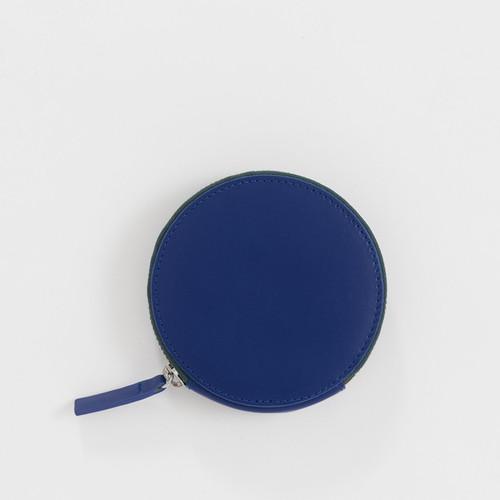 Baggu Circle Wallet - Cobalt