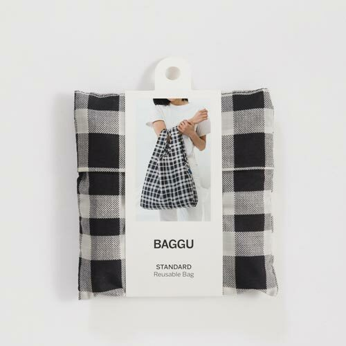 Plaid - Standard Baggu
