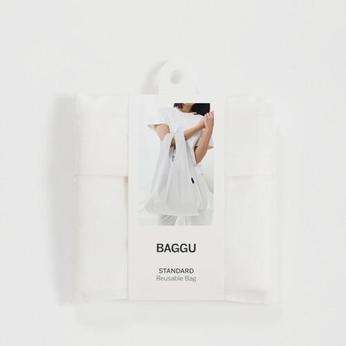 White - Standard Baggu