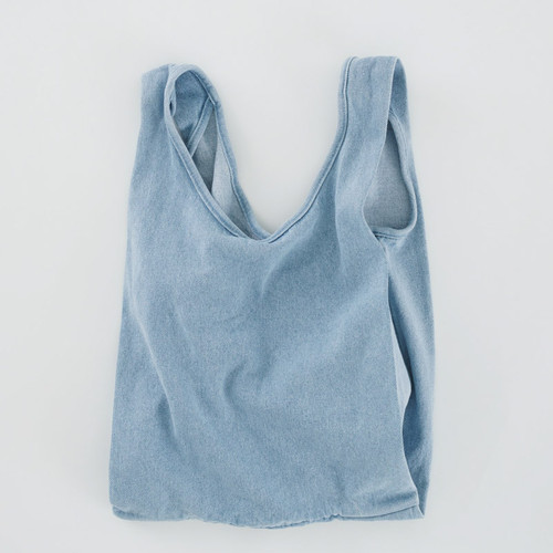 Light Denim - Medium Baggu