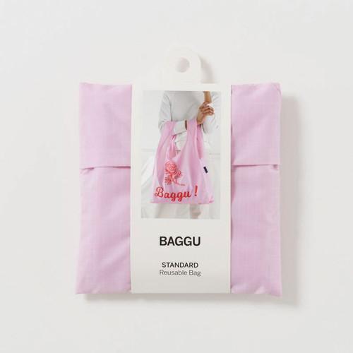 Thank You Rose - Pink - Standard Baggu