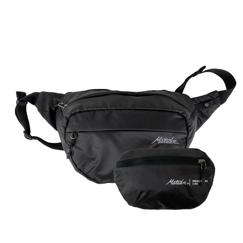 On-Grid™ Packable Hip Pack - Matador