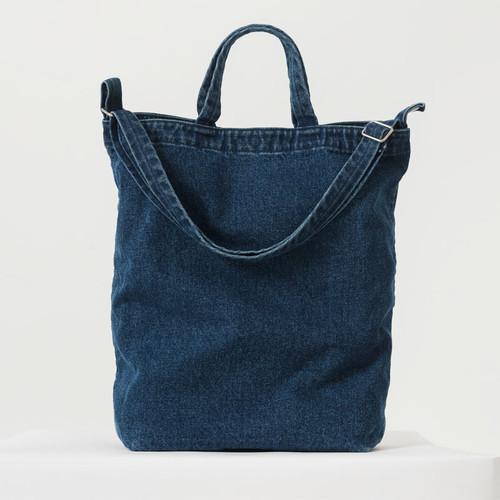 Dark Denim - Duck Bag