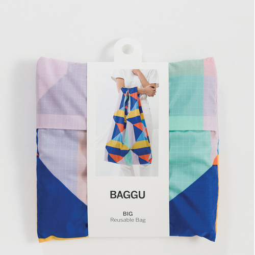Quilt Block - Big Baggu