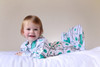 Hands In and Out 0.7 TOG Sleep Sack Minty Bears