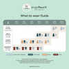 ergoPouch Dressing Guide
