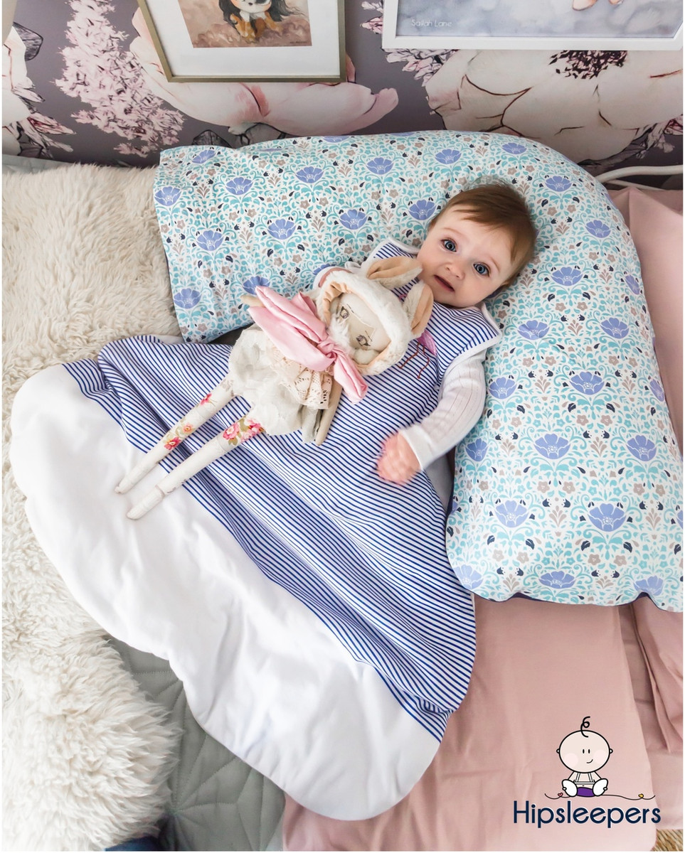 4e86f5b9c Extra wide hip dysplasia baby sleeping bag