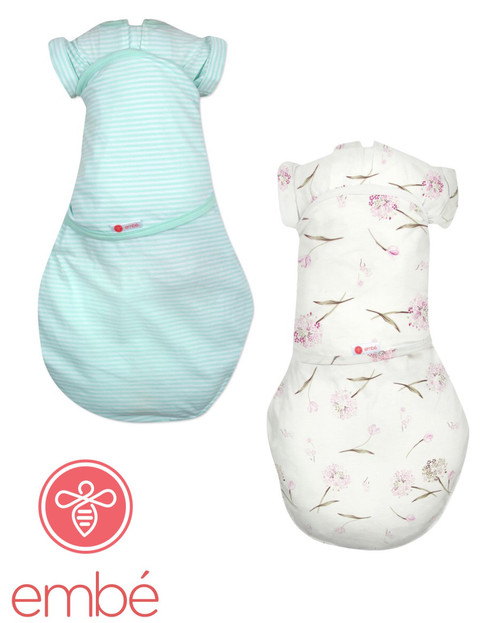 This transitional swaddle can be used with a Pavlik Harness, hip brace or even a spica cast.