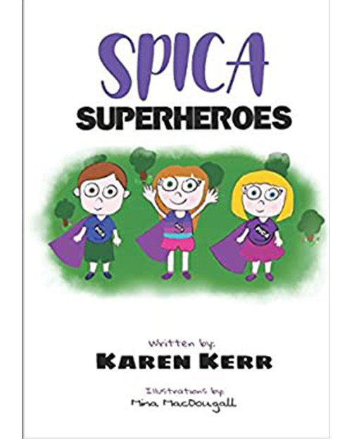 Spica Superheroes