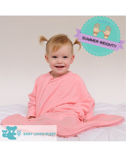 Hands In and Out 0.2 TOG Sleep Sack