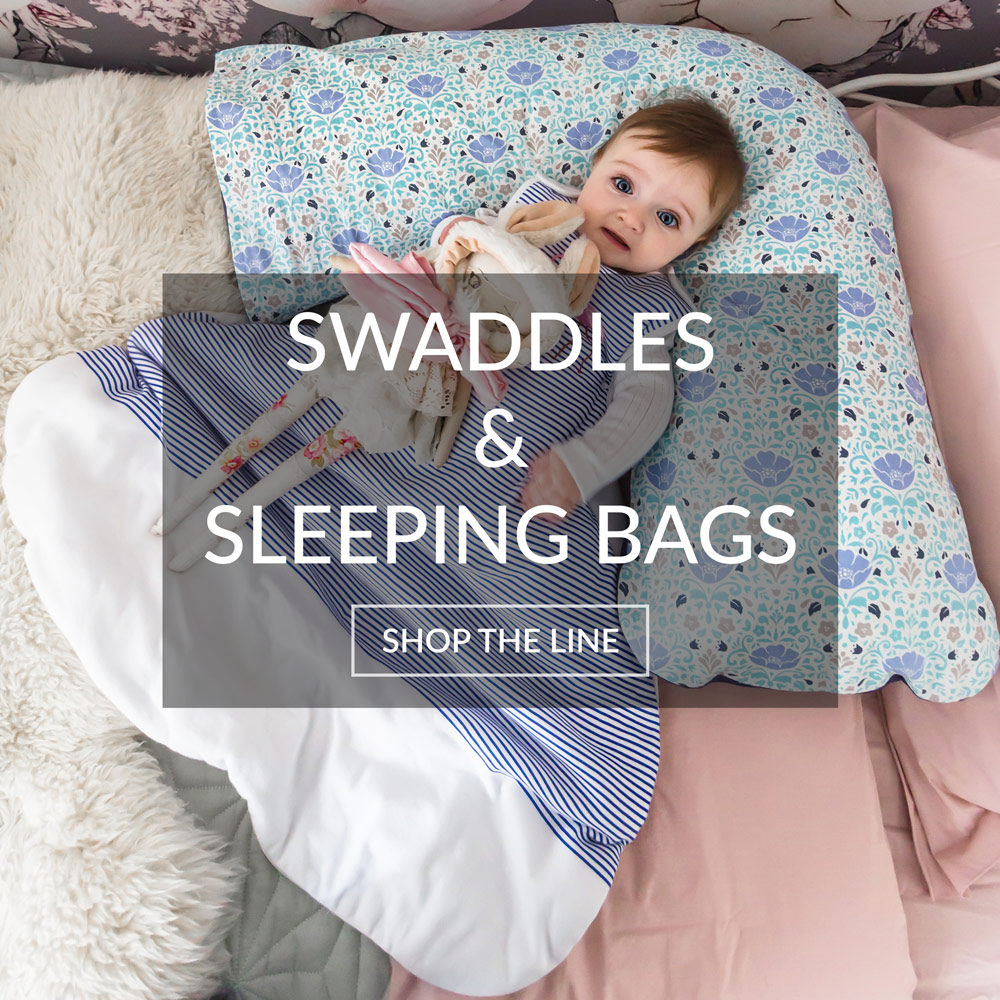 Hip Dysplasia Sleeping Bags and Swaddles