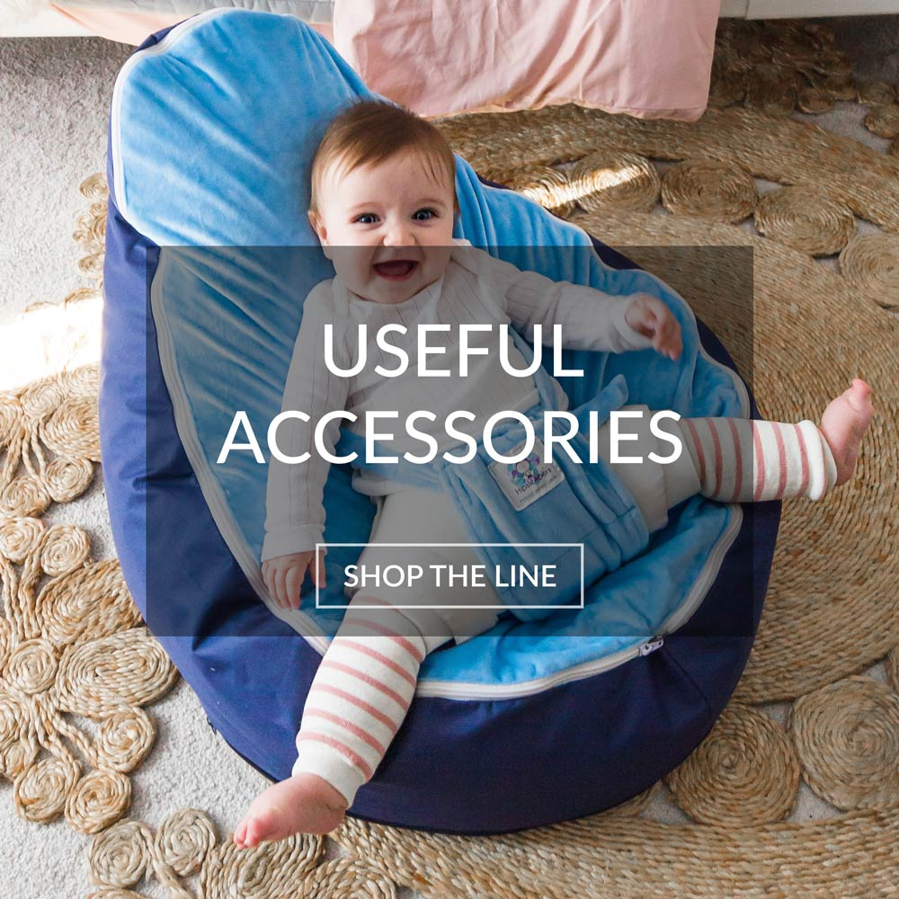 Useful Accessories for Babies with Hip Dysplasia