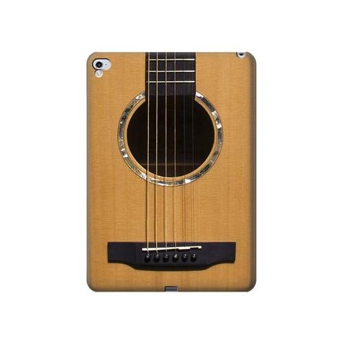 W0057 Acoustic Guitar Tablet Funda Carcasa Case para iPad Pro 12.9 (2015,2017)