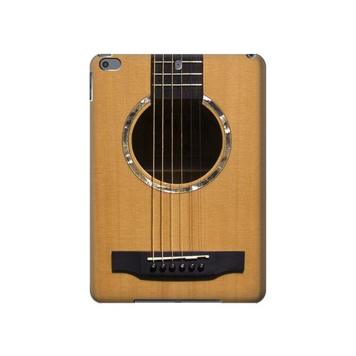 W0057 Acoustic Guitar Tablet Funda Carcasa Case para iPad Air 3, iPad Pro 10.5, iPad 10.2 (2019,2020)