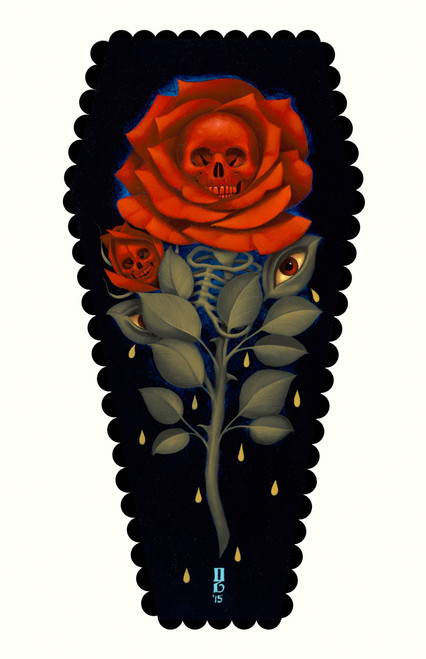 Coffin Rose II
