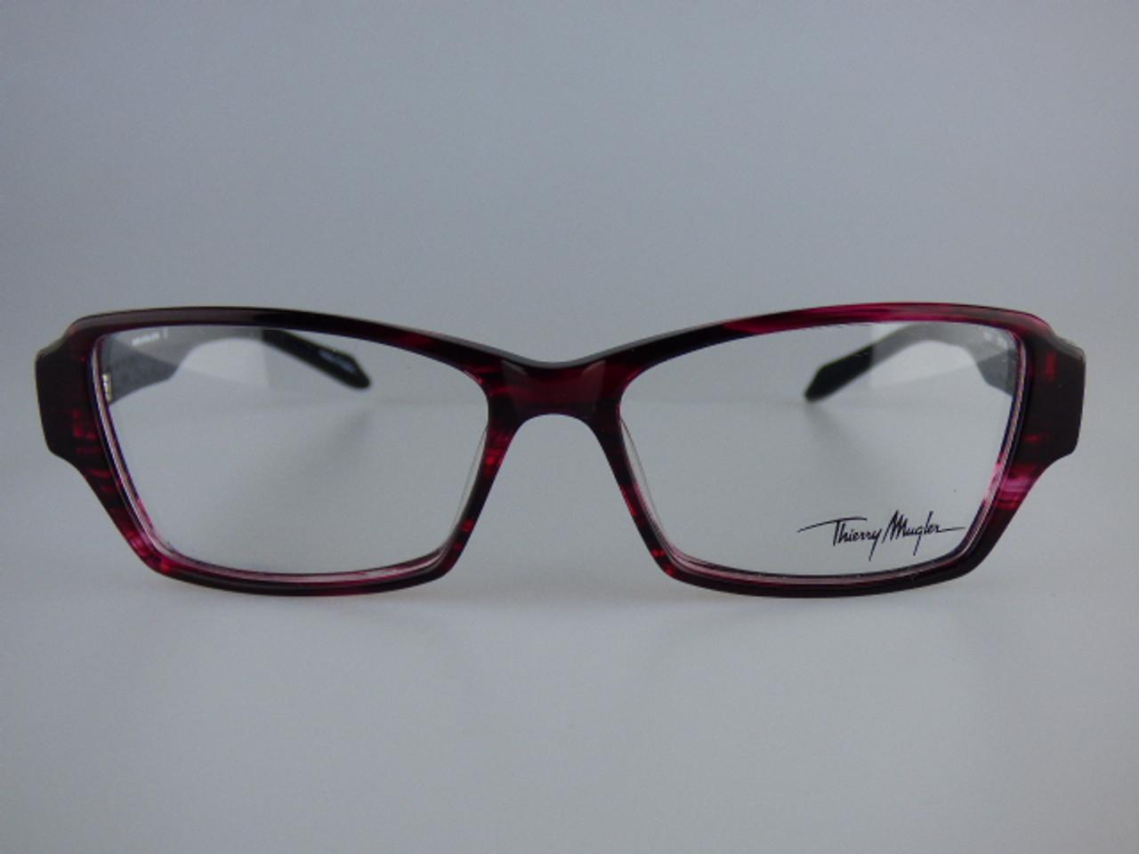 36c17c903e46 Thierry Mugler Eyeglasses model TM 9349 - Eyeglassframes4less.com