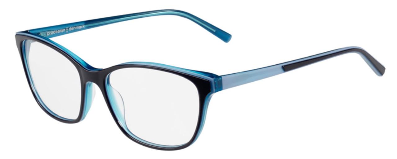 951263b09e Prodesign Denmark Eyeglasses model 1782 - Eyeglassframes4less.com