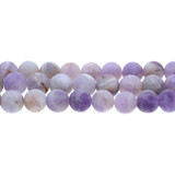 Natural Purple Lilac Jade