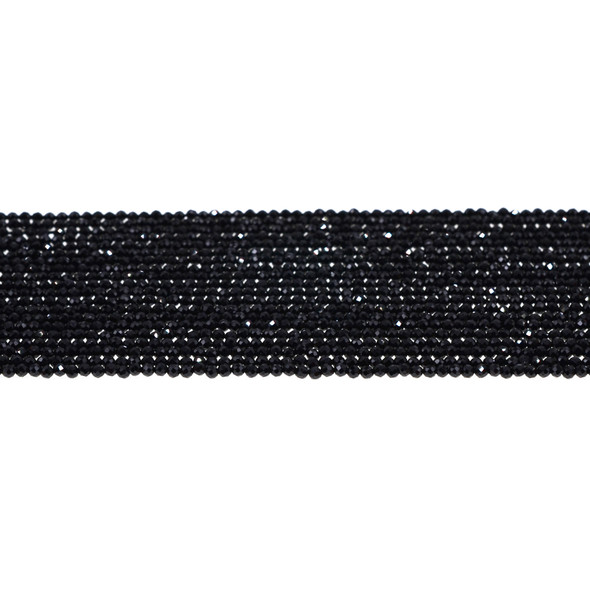 Spinel AAA Round Faceted Diamond Cut 2mm - Loose Beads