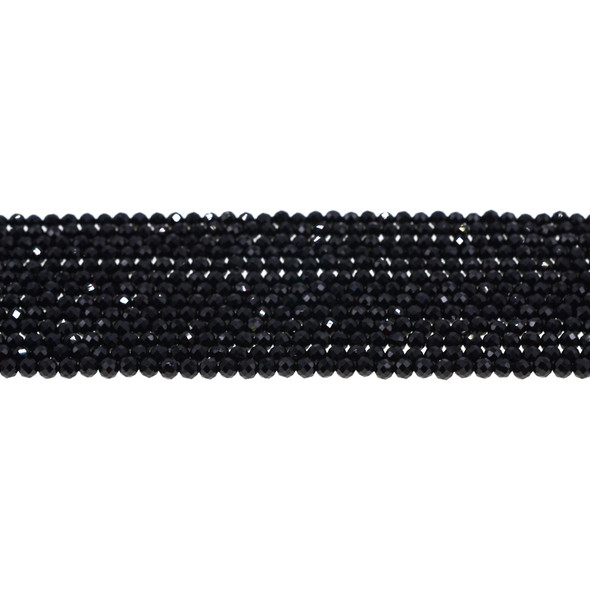 Spinel AAA Round Faceted Diamond Cut 3mm - Loose Beads