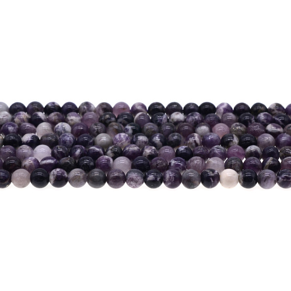 Sugilite Round 6mm - Loose Beads