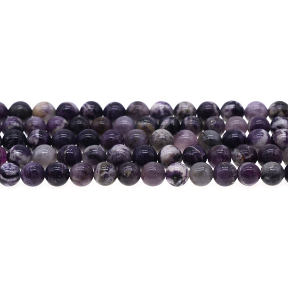 Sugilite Round 8mm - Loose Beads