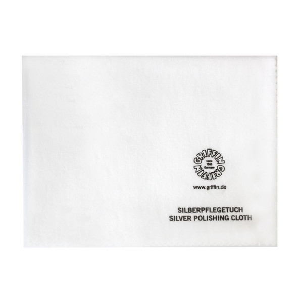 Griffin Silver Polishing Cloth (Made in Germany)