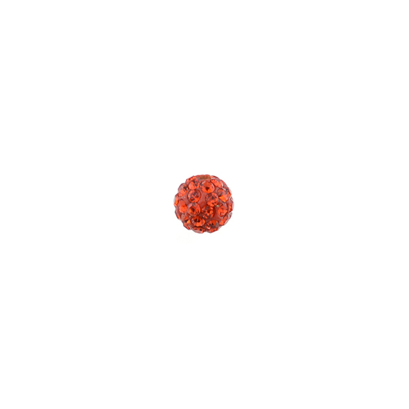 Pave Crystal Beads Hyacinthe 6MM - 6/pack