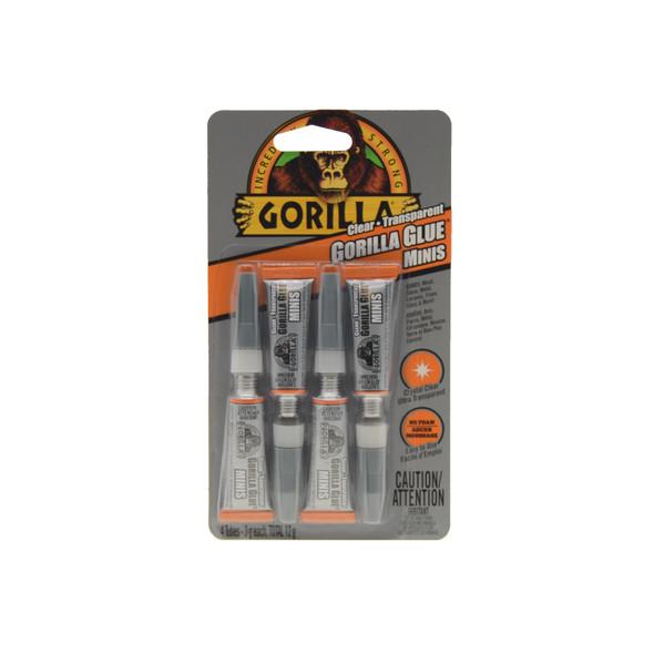 Gorilla Glue Clear Minis 4 - 3gr