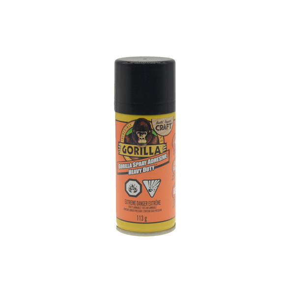 Gorilla Spray Adhesive 4oz