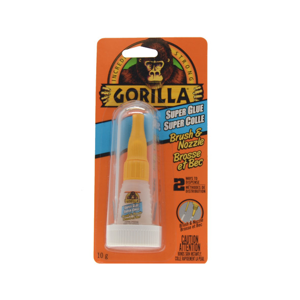 Super Glue 10g Brush/Nozzle