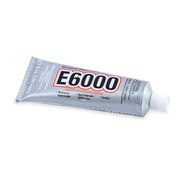 E6000 Glue, 3.7 oz (109 ml)