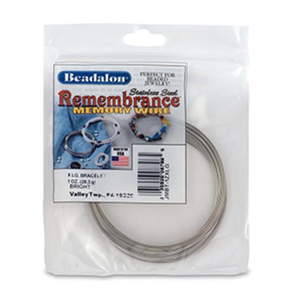 Memory Wire Bracelet X-Large