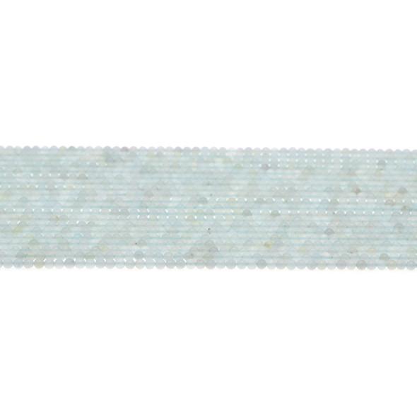 Amazonite Round 2mm - Loose Beads