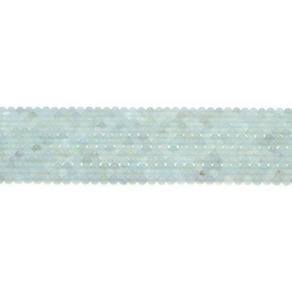 Amazonite Round 3mm - Loose Beads