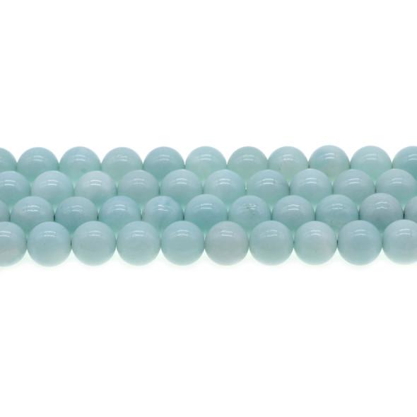 Amazonite Round 10mm - Loose Beads